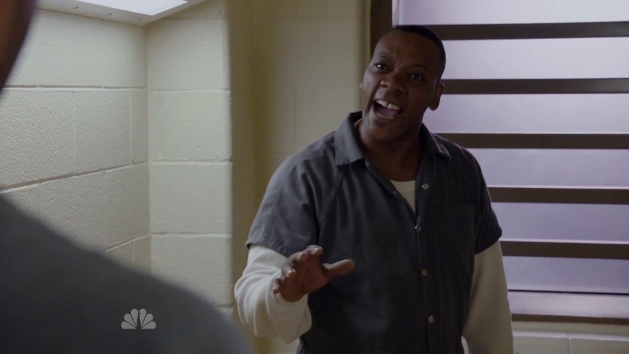 Chicago P.D.: Jailhouse Rocked