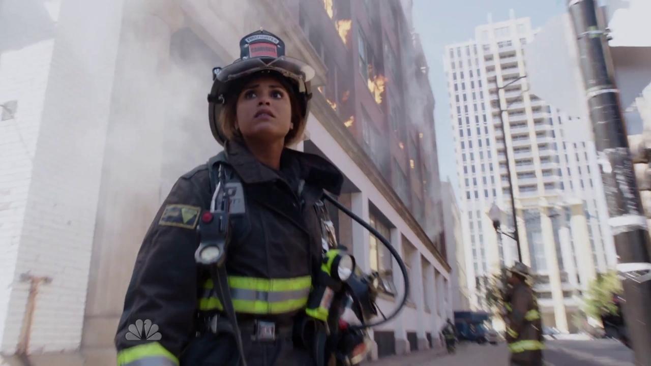Chicago Fire: Dawson's First Fire