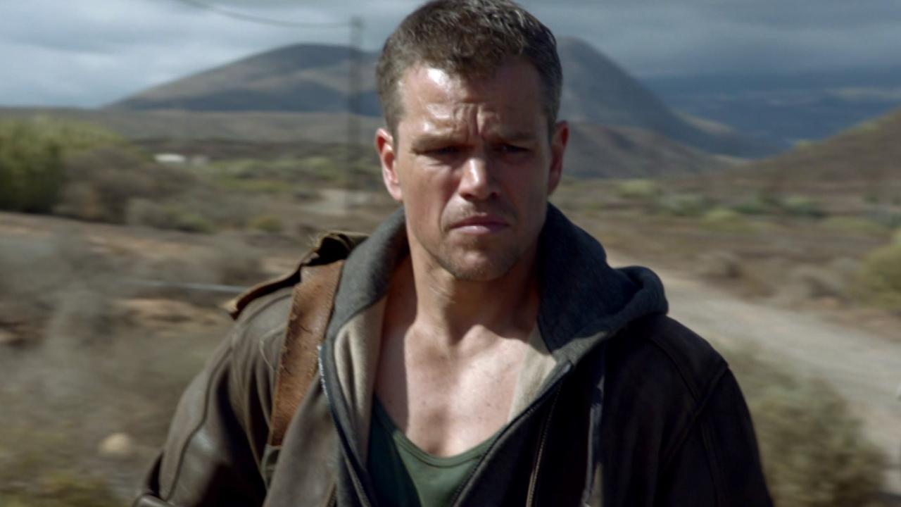 Jason Bourne: Big Game Spot