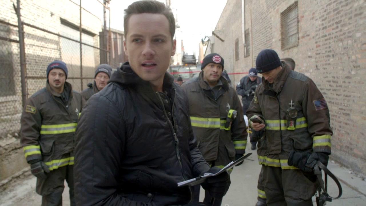 Chicago Fire: Let Him Die