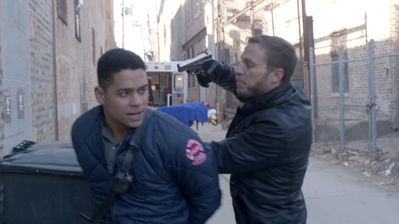 Chicago Fire: What's That?