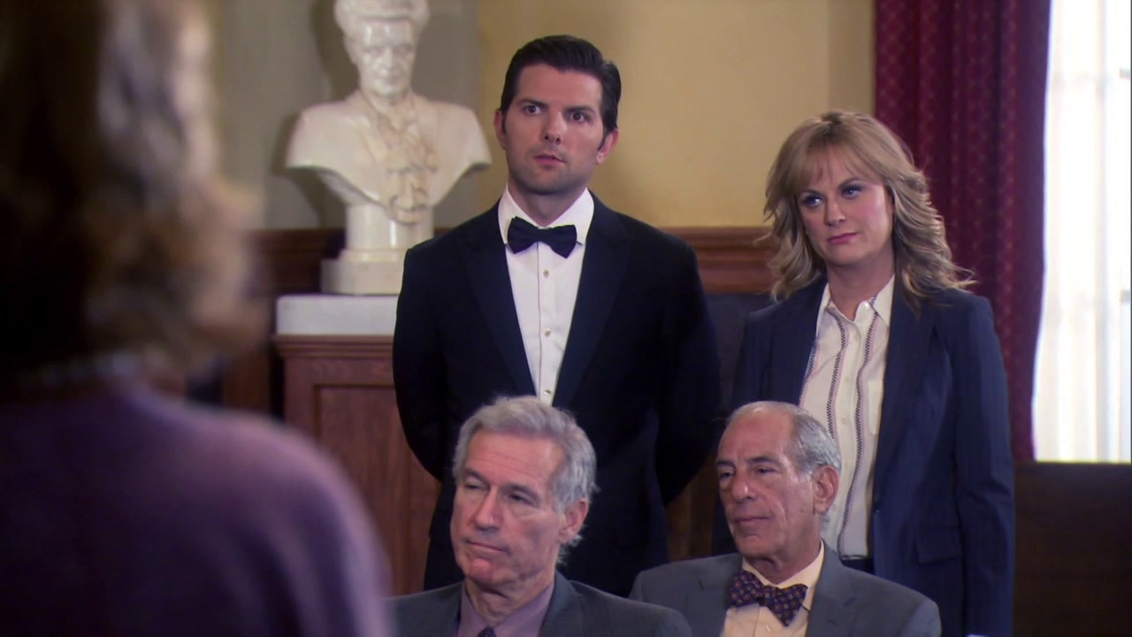 Parks And Recreation: Thank You All For Coming