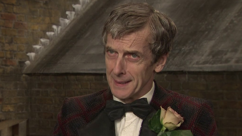 Paddington: Peter Capaldi On His Character (US)