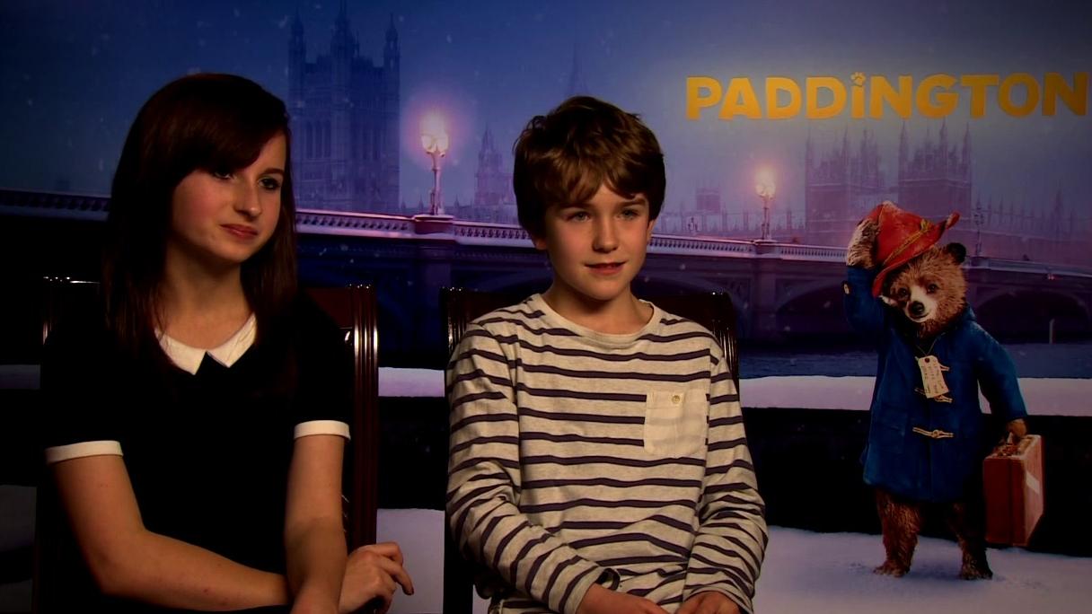 Paddington: Madeleine Harris And Samuel Joslin On Working With Paddington (US)