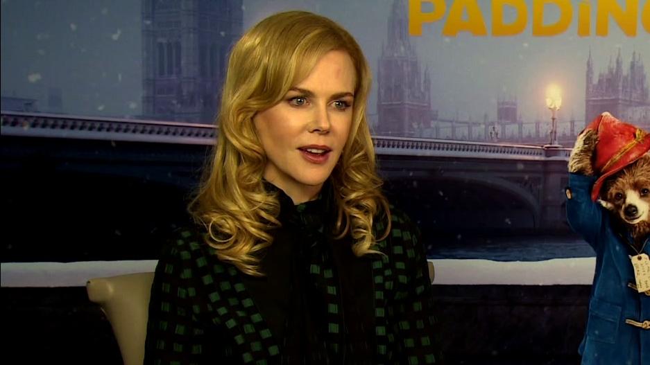 Paddington: Nicole Kidman On Why The Whole Family Will Enjoy This Film (US)