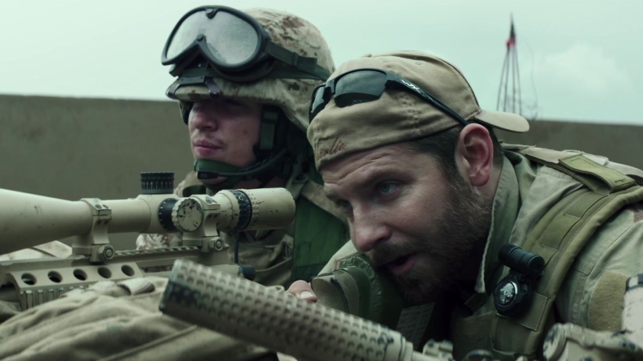 American Sniper (UK Trailer 1)