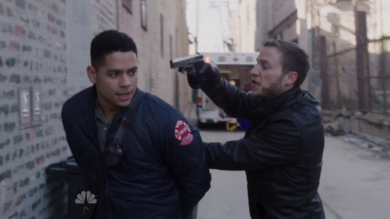 Chicago Fire: Brace Yourself