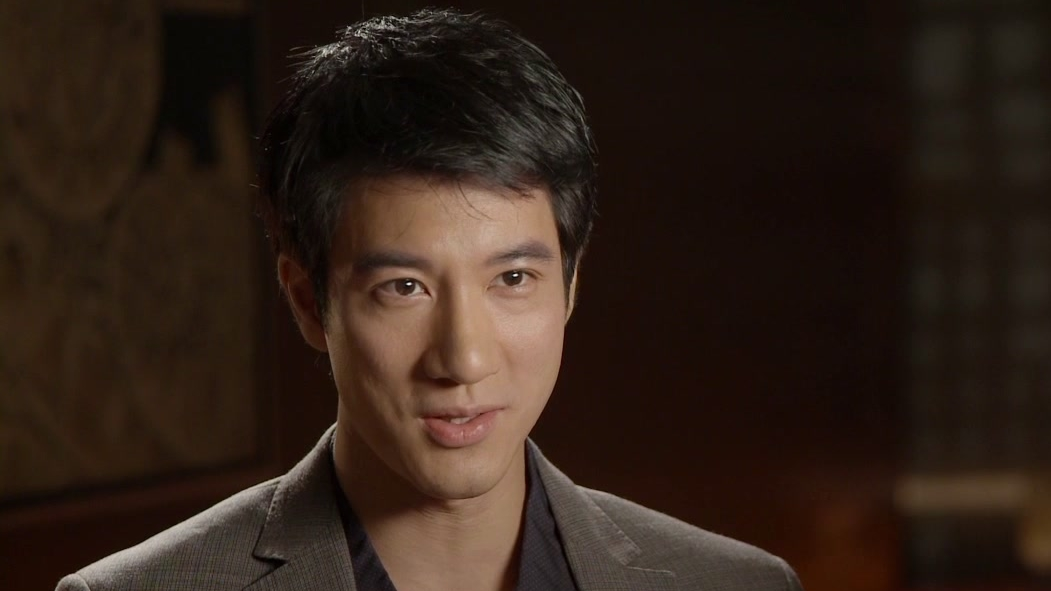 Blackhat: Wang Leehom On Hackers