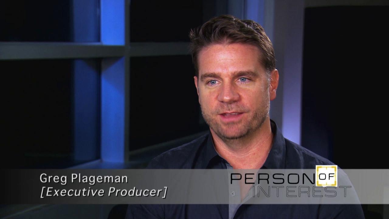 Person Of Interest: Control-Alt-Delete