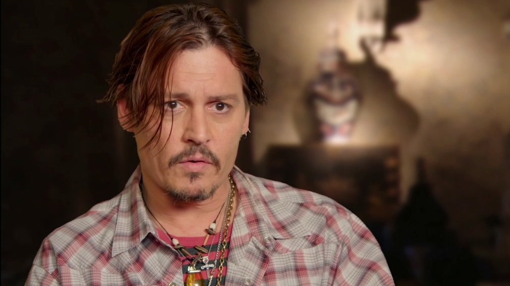 Mortdecai: Johnny Depp On His Role