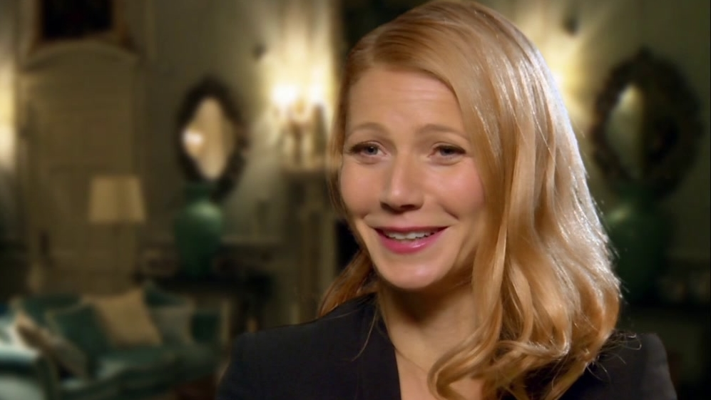 Mortdecai: Gwyneth Paltrow On Her Character