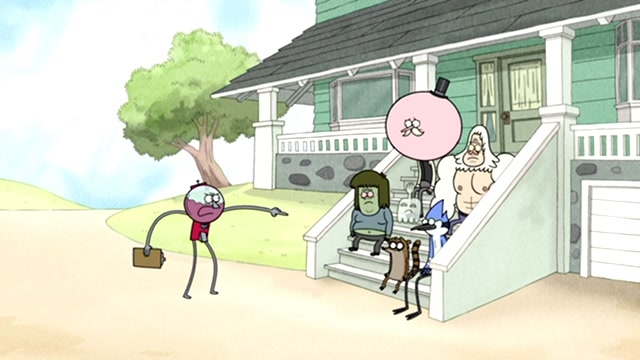 Regular Show: Park Managers' Lunch