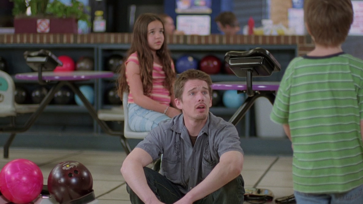 Boyhood: Bumpers