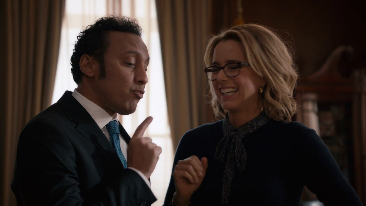 Madam Secretary: The Crowned Prince