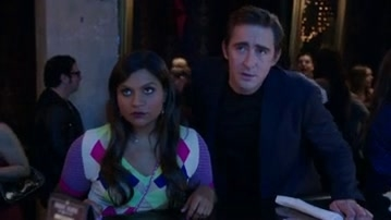 The Mindy Project: Bartender I'd Like To Order A Drink