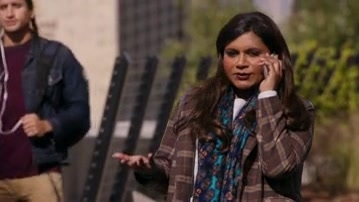 The Mindy Project: San Francisco Bae