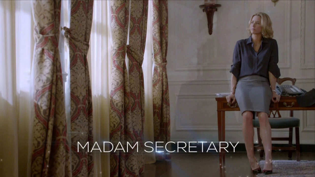 Madam Secretary: In The Top 3