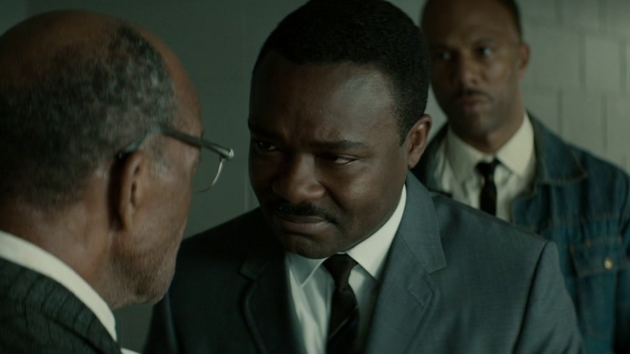 Selma: First To Cry