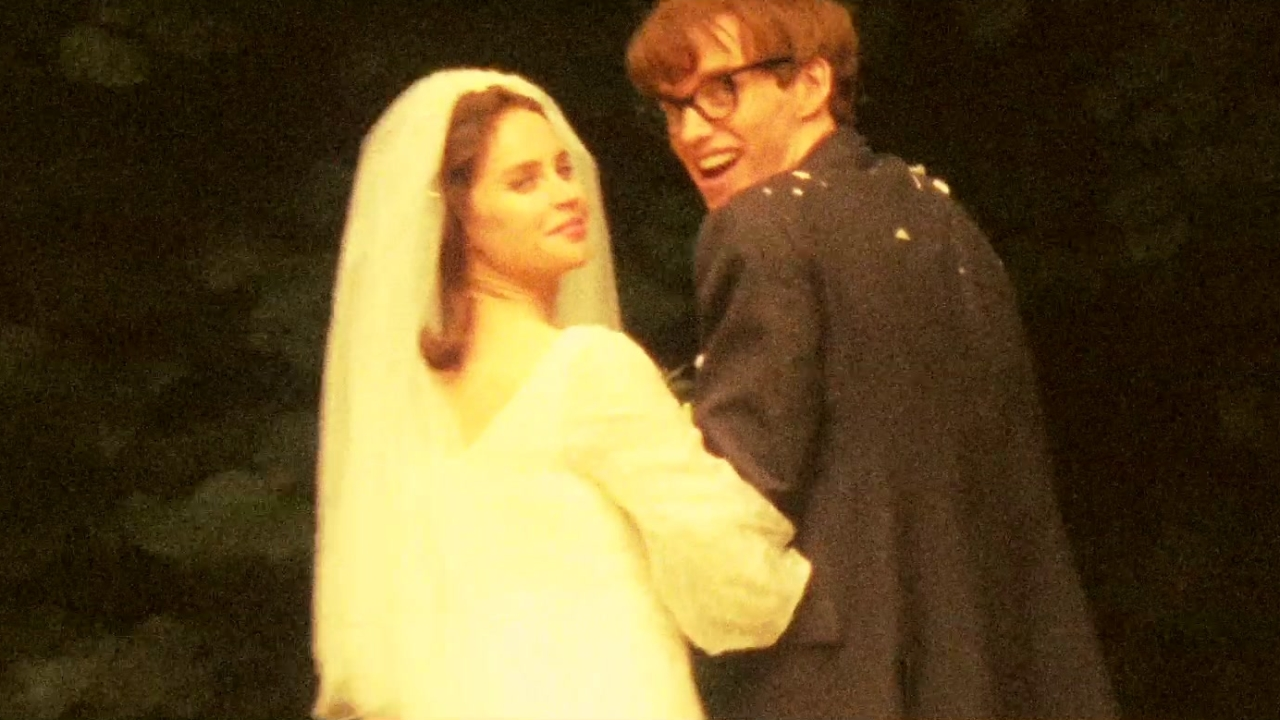 The Theory Of Everything: Q & A With Jane Hawking