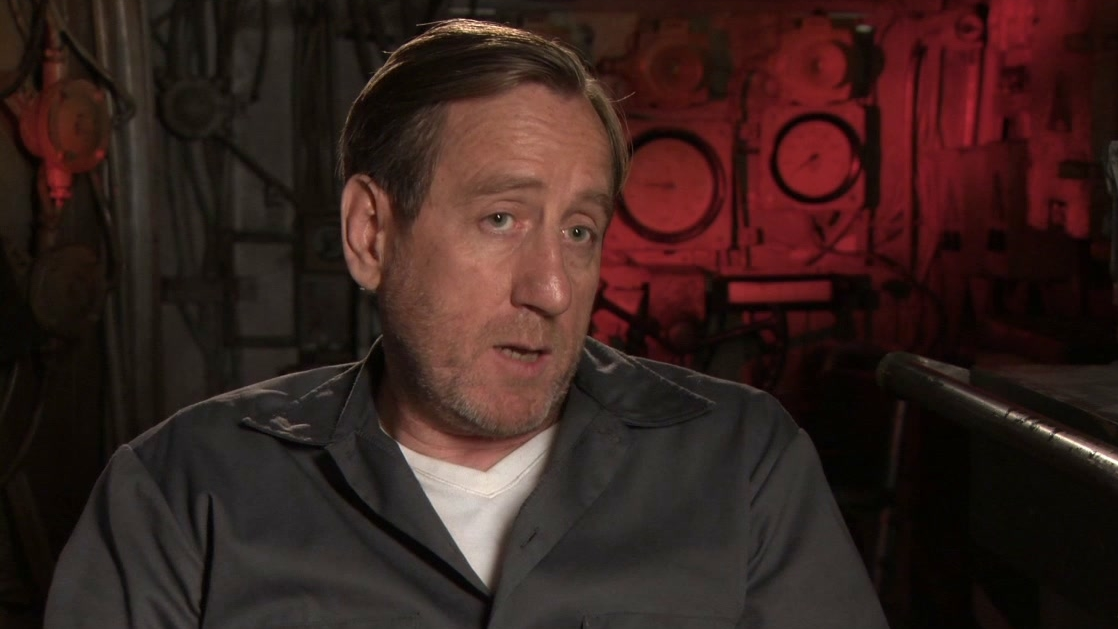 Black Sea: Michael Smiley On The Appeal Of The Submarine Genre