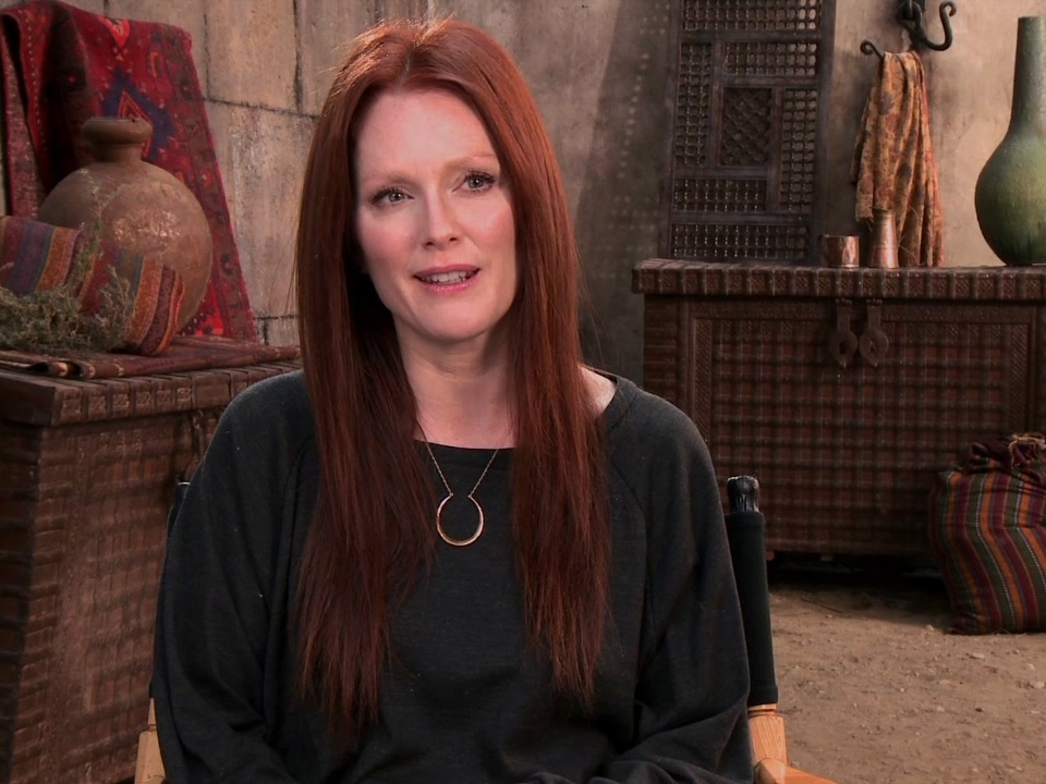 Seventh Son: Julianne Moore On Why She Wanted To Do The Role