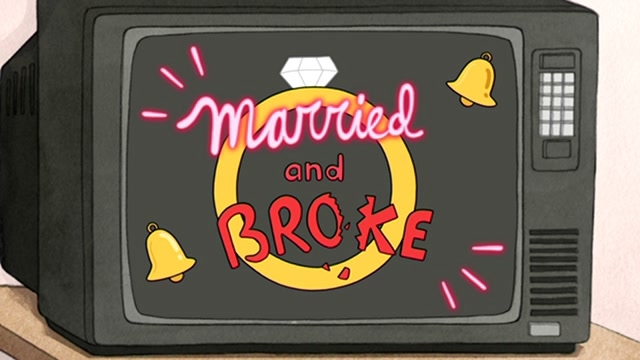 Regular Show: Married And Broke