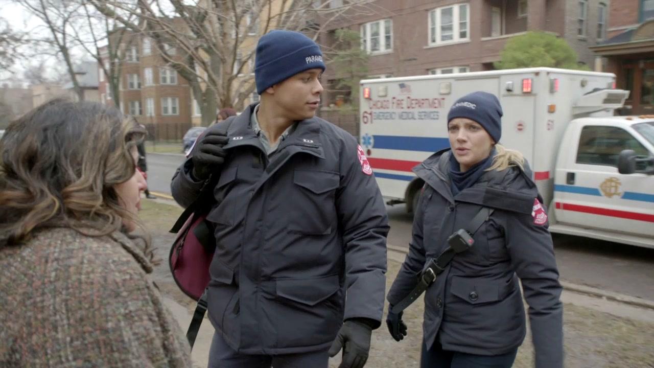 Chicago Fire: Three Bells