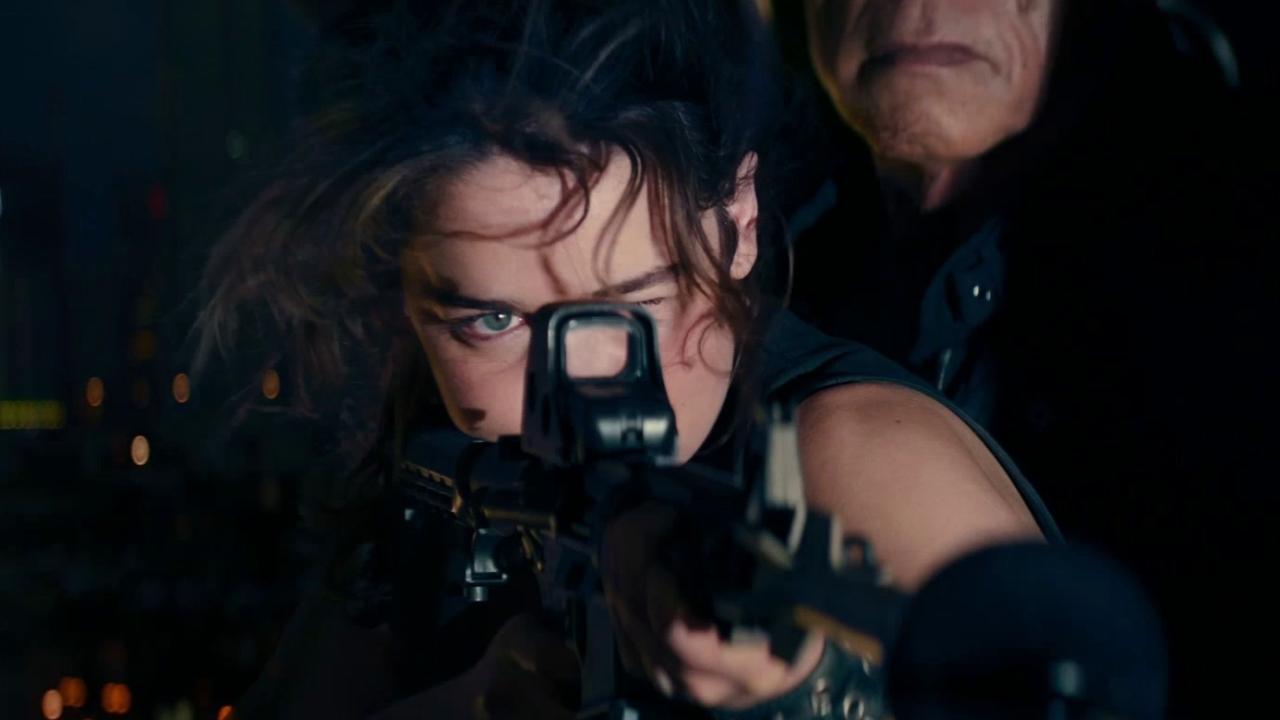 Terminator Genisys (Big Game Spot)