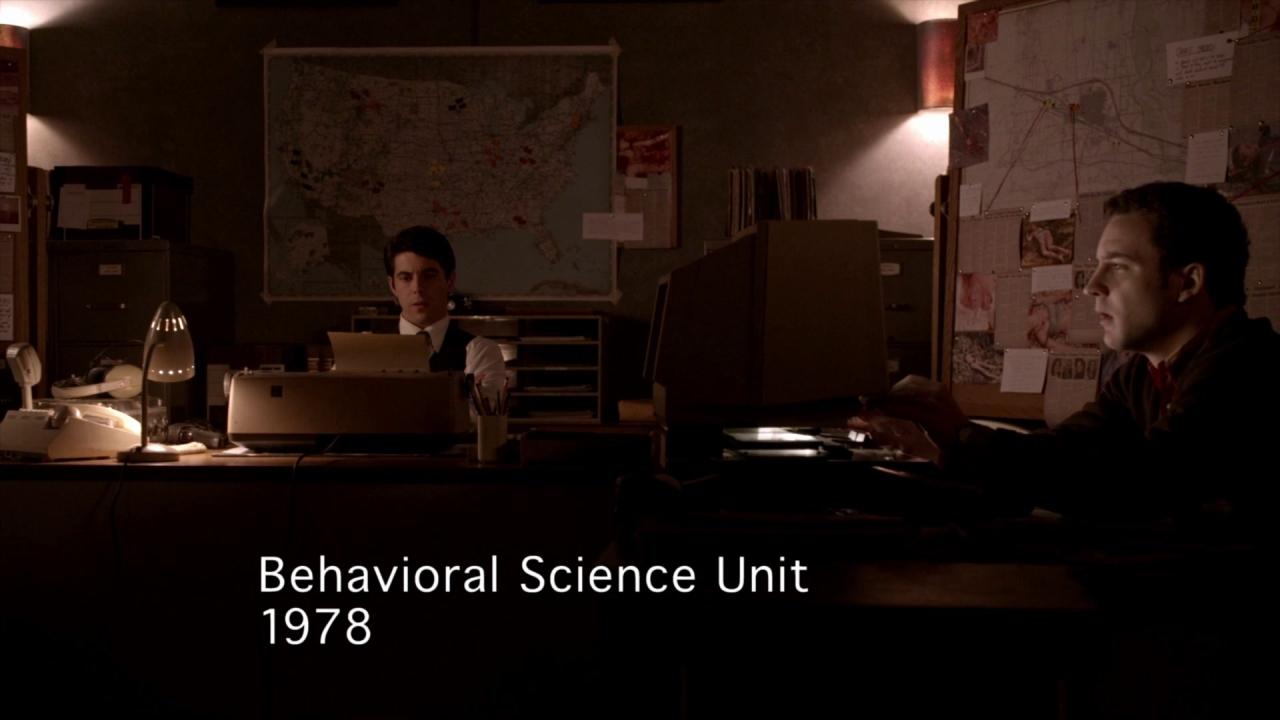 Criminal Minds: Nelson's Sparrow
