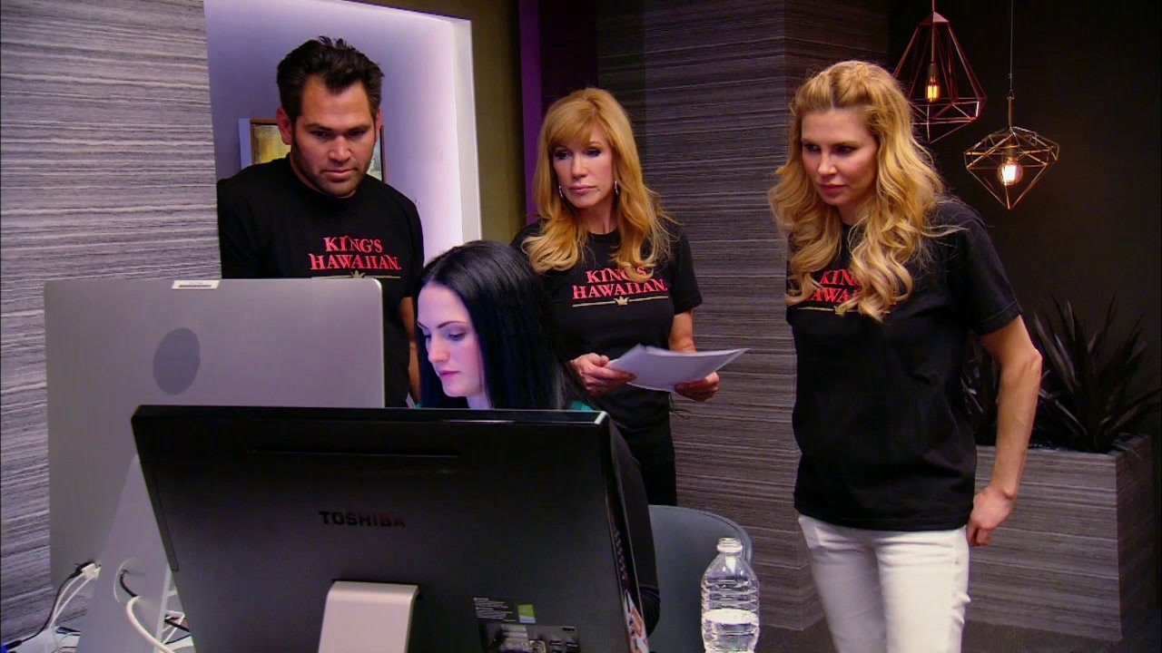 The Celebrity Apprentice: Who Stole My Phone