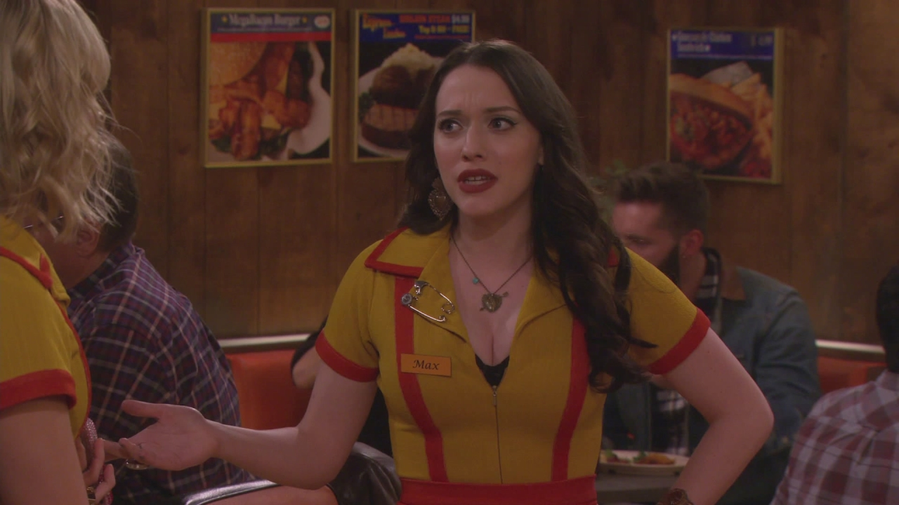 2 Broke Girls: And The Move-In Meltdown