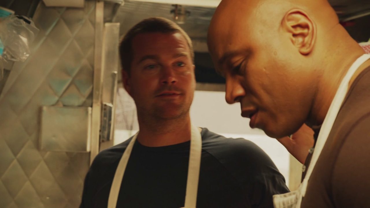 Ncis: Los Angeles: Black Wind