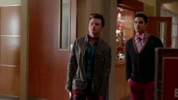 Glee: Faculty Bathroom