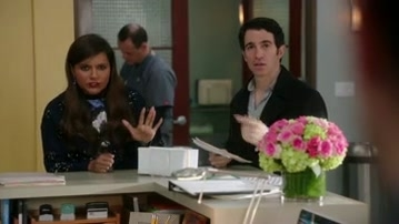 The Mindy Project: Guys Look Whose Here