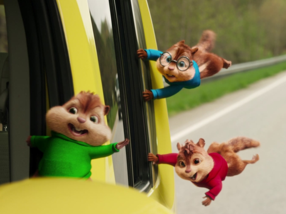 Alvin And The Chipmunks: The Road Chip (Trailer 1)