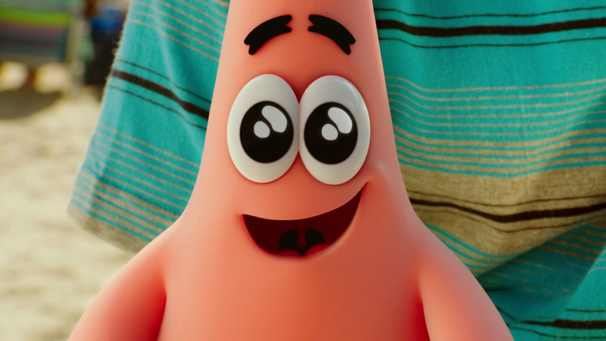 The Spongebob Movie: Sponge Out Of Water: Invaders
