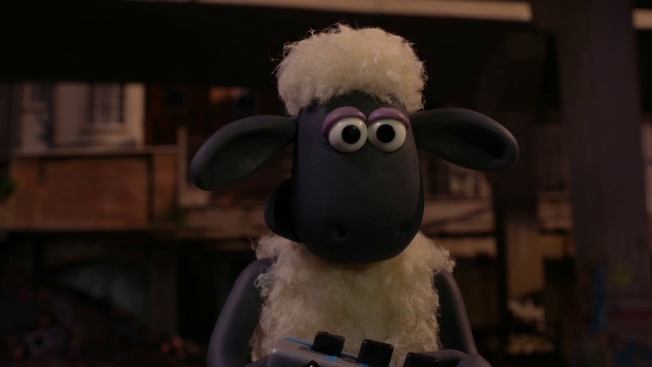 Shaun The Sheep: Singing