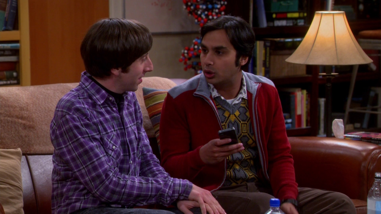 The Big Bang Theory: What Are You Doing?