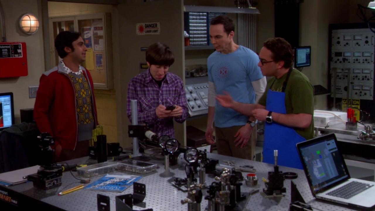 The Big Bang Theory: The Troll Manifestation