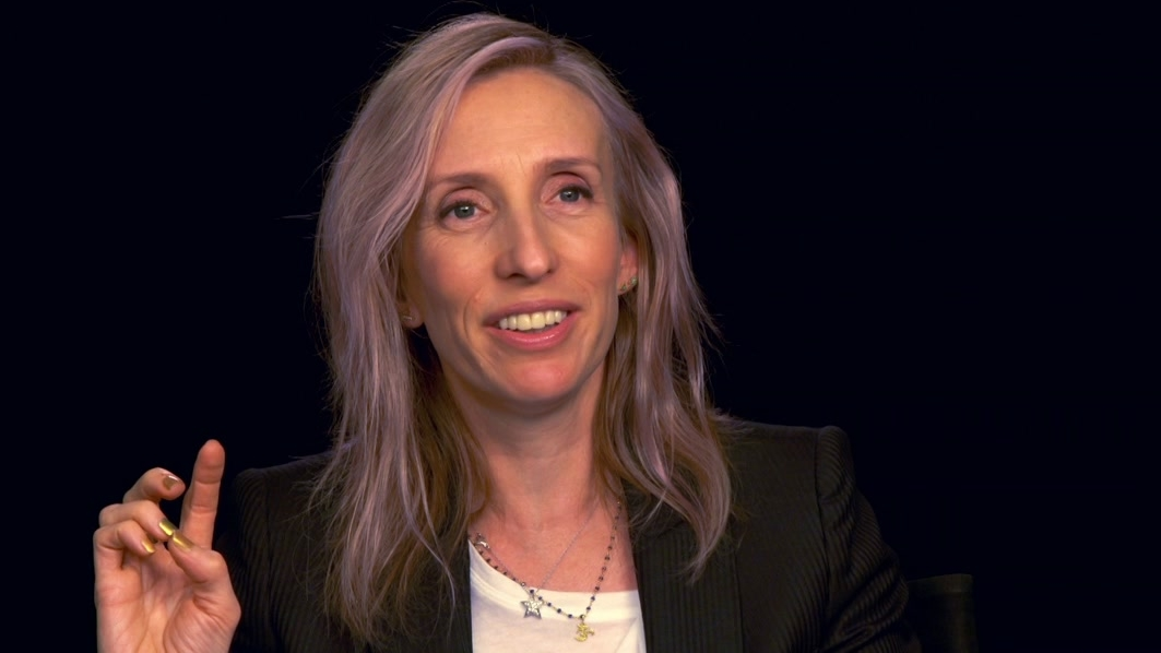 Fifty Shades Of Grey: Sam Taylor-Johnson On Casting The Lead Roles