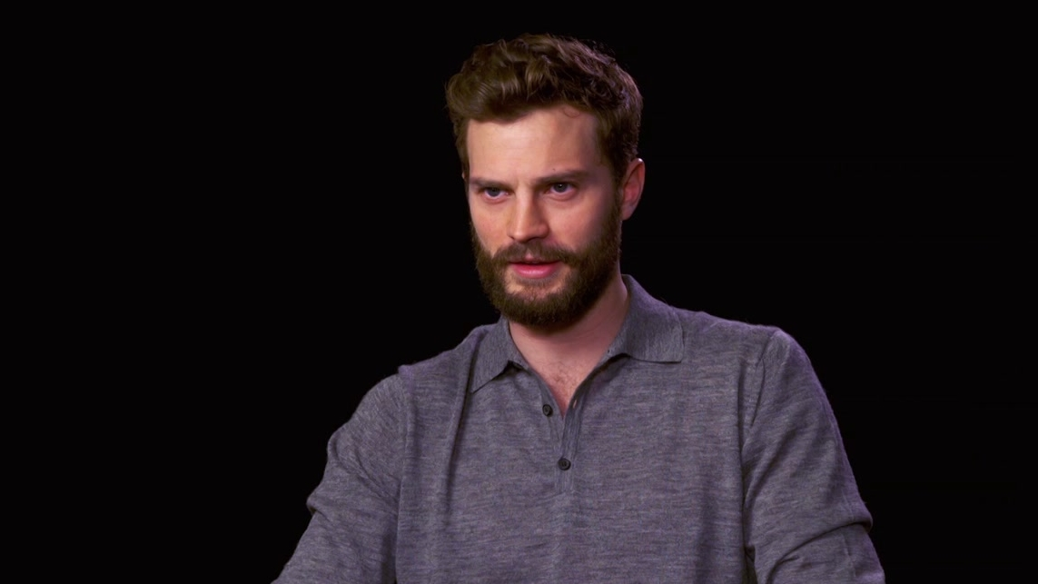 Fifty Shades Of Grey: Jamie Dornan On The Fairytale Elements Of The Movie