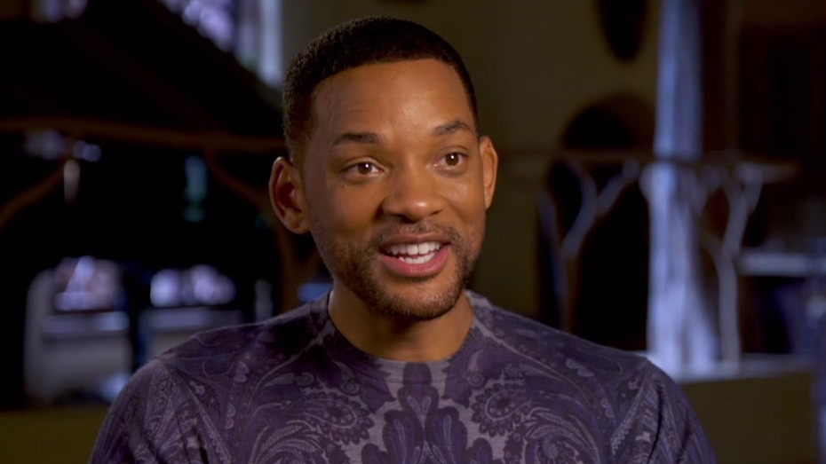 Focus: Will Smith On Nicky's Relationship With Jess