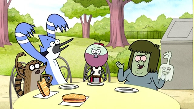 Regular Show: Format Wars II