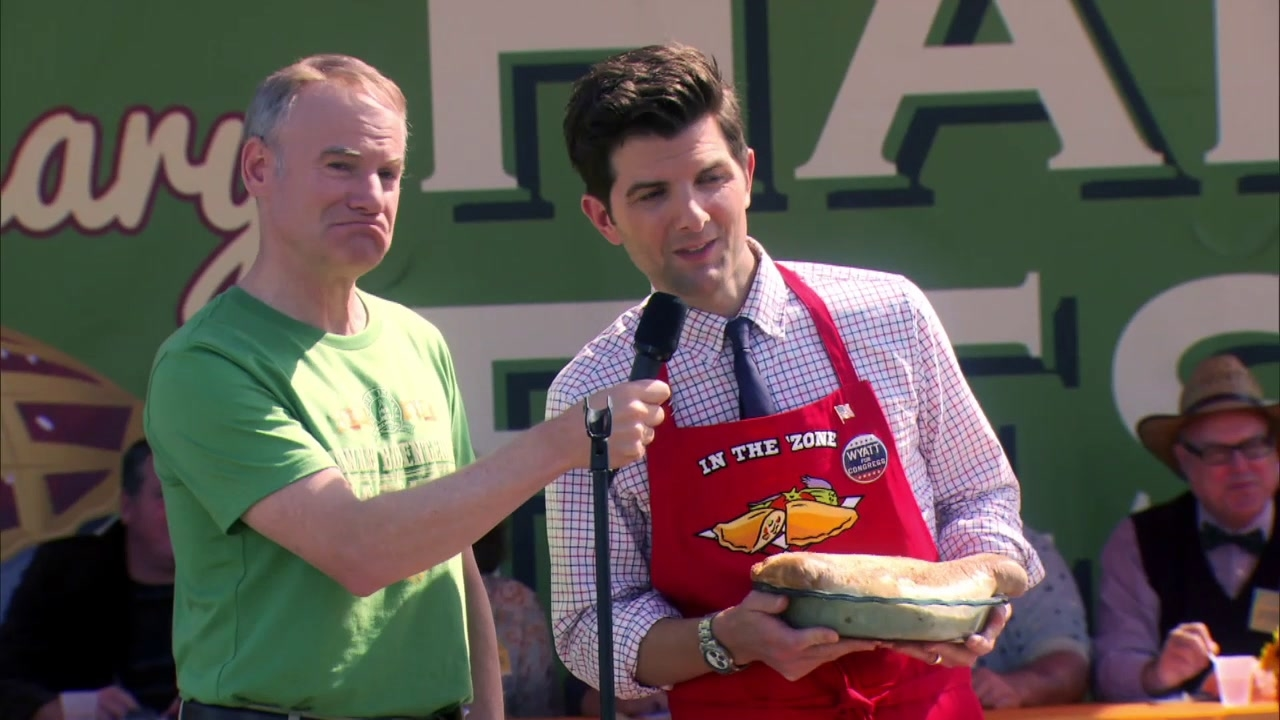 Parks And Recreation: Let's See What Mrs. Wyatt Baked Up