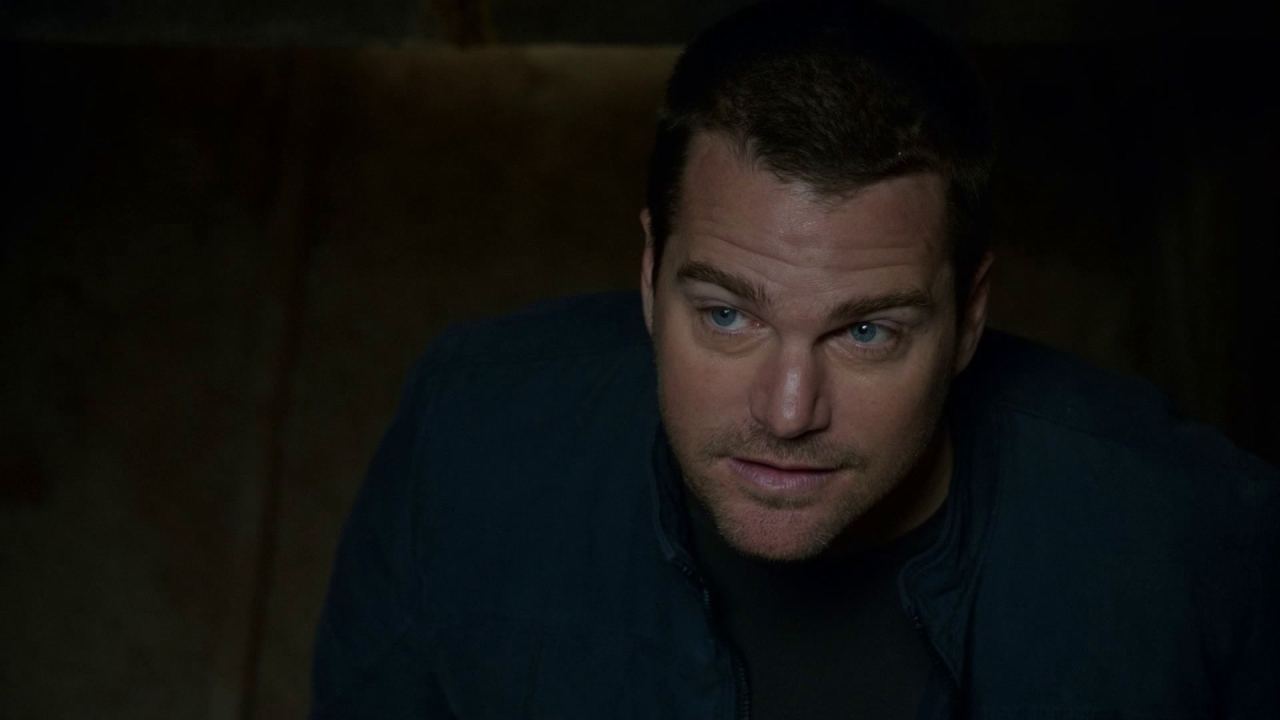 Ncis: Los Angeles: Looks Like Its Screwed Into The Wall