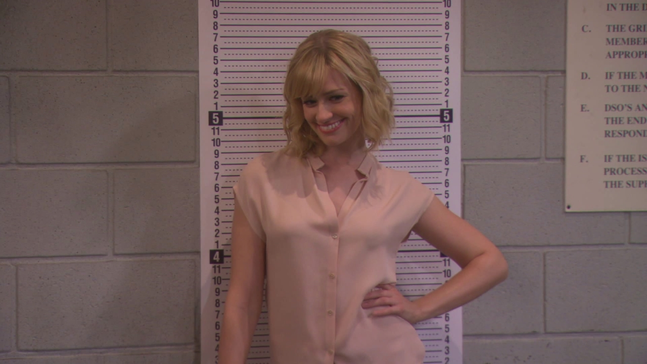 2 Broke Girls: And The Crime Ring