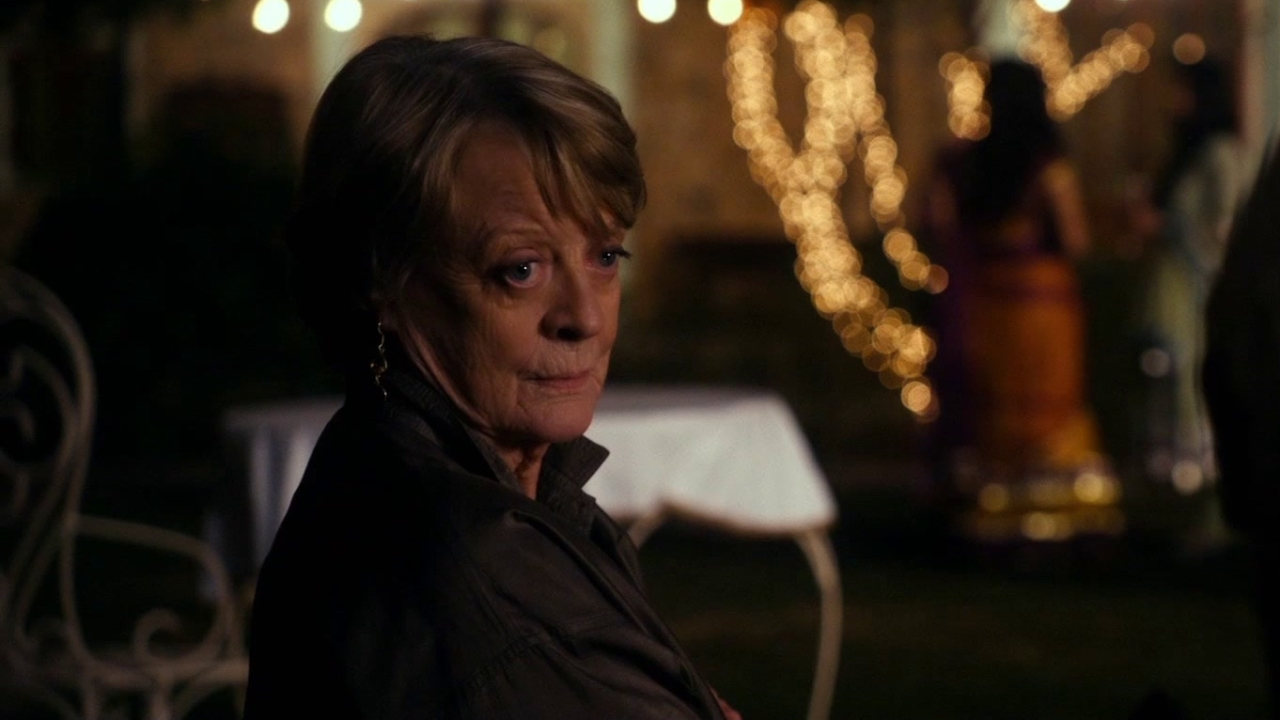 The Second Best Exotic Marigold Hotel: Worries