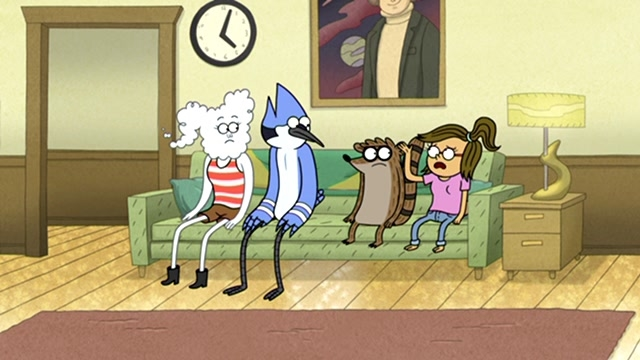 Regular Show: Happy Birthday Song Contest