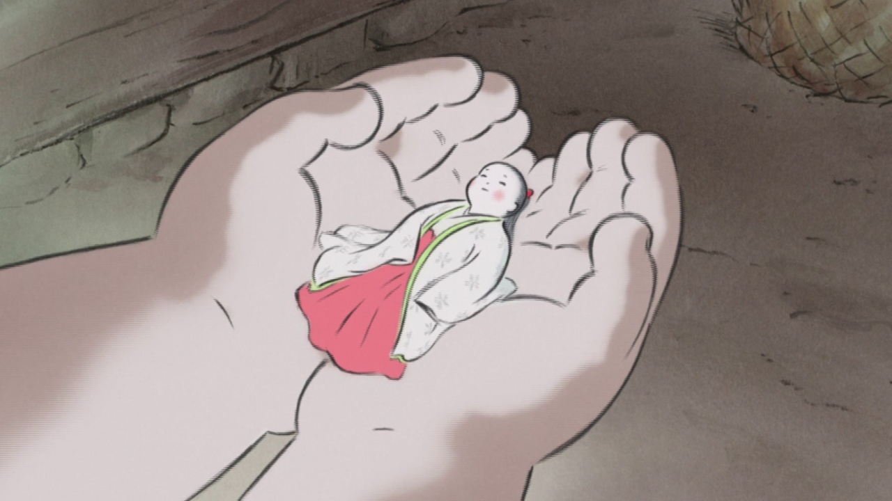 The Tale Of The Princess Kaguya: Perfect Little Princess