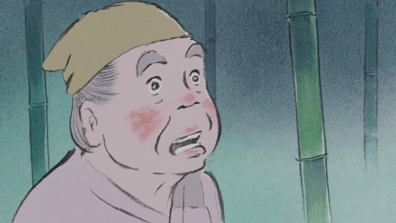 The Tale Of The Princess Kaguya: Blessing From Heaven